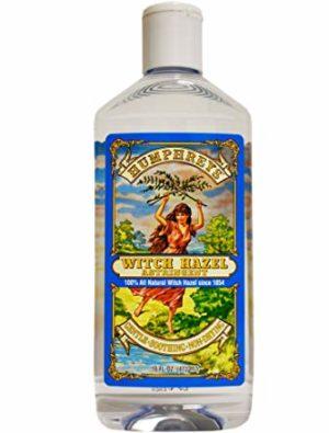 Humphrey's Witch Hazel Astringent 100% All Natural Witch Hazel 16 Ounce